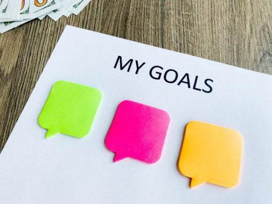 هدف های من
