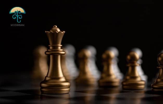 گام های برنامه ریزی استراتژیک