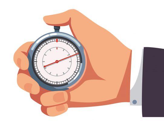 زمان دار بودن هدف یکی از ویژگی های هدف گذاری اسمارت است